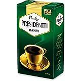 PAULIG PRESIDENTTI パウリグ プレジデント コーヒー 500g 4袋 ( 2kg ) PAULIG - PRESIDENTTI  フィンランドのコーヒーです [並行輸入品]