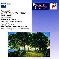 Arpeggione Sonata / Cello Works: F-j.sellheim(Vc), E.sellheim(P)