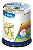 DVD-R(CPRM) 1回録画用 120分 1-16倍速 10 三菱 VHR12JP100V4
