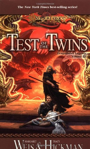 Download Test of the Twins (Dragonlance Legends Vol. 3) Publisher: Wizards of the Coast B004W072I2