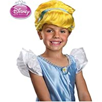 Disney Princess Cinderella Halloween Wig [並行輸入品]