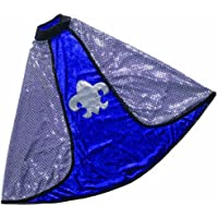 [クリエイティブエデュケーションカナダ]Creative Education of Canada Great Pretenders Blue Reversible KingKnight Cape 54865-Medium [並行輸入品]