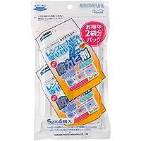 【Amazon限定ブランド】HAKUBA レンズ専用防カビ剤フレンズ 2袋分パック AMZ-KMC-0402