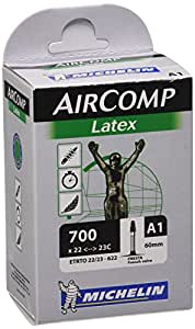 MICHELIN(ミシュラン) LATEX AIRCOMP A1 700X22/23C FV 60