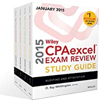 Wiley CPAexcel Exam Review 2015 Study Guide January: Set (Wiley Cpa Exam Review)