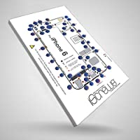 【iScrews】【分解ネジマップ/ネジ保管プレート】for iPhone 6/6 Plus/6s/6s Plus (iPhone 6)