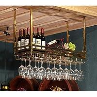 ワイングラスハンガーワイングラスラックバーワイングラスラック逆さまに吊るすホームステンレススチールゴブレットホルダー