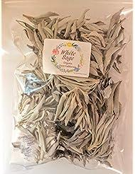 ホワイトセージ 無農薬 浄化用 100g 手で厳選したクラスタータイプ カルフォルニア産 直輸入