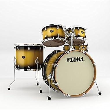 "TAMA VP52KRS-VGD Silverstar 22"" バスドラムシェルキット ドラムセット"