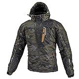 コミネ(KOMINE) JK-589 プロテクトウインターパーカ ジャケット Camouflage/XL Protect W-Parka 07-589