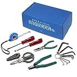 エンジニア(ENGINEER) 手提げBOX入り工具セット(一般用) EB-02A 奥行15×高さ10.5×幅27cm 7個入