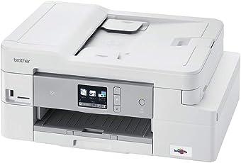 ブラザー 大容量インク型 プリンター A4 インクジェット複合機 DCP-J988N (ADF/有線・無線LAN/手差しトレイ/両面印刷)