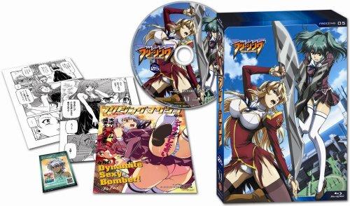 フリージング Vol.5 [Blu-ray] /