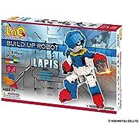 ラキュー (LaQ) ビルドアップロボ(BuildUpRobot) ラピス