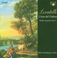 ロカテッリ:ヴァイオリンの技法(4枚組)