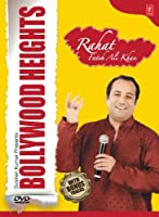 Bollywood Heights Hindi Songs DVD by Rahat Fateh Ali Khan (2012/Hindi/Cinema/Film) [並行輸入品]