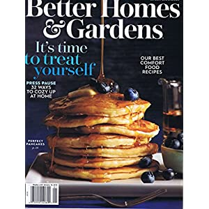 Better Homes and Gardens [US] January 2018 (単号)