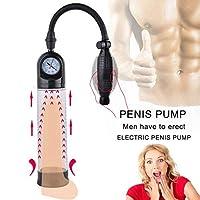 陰茎拡大エクステンダー陰茎真空ポンプ圧力ボール男性エクササイズポンプエンハンサー男性のためのエロチックなおもちゃおもちゃ