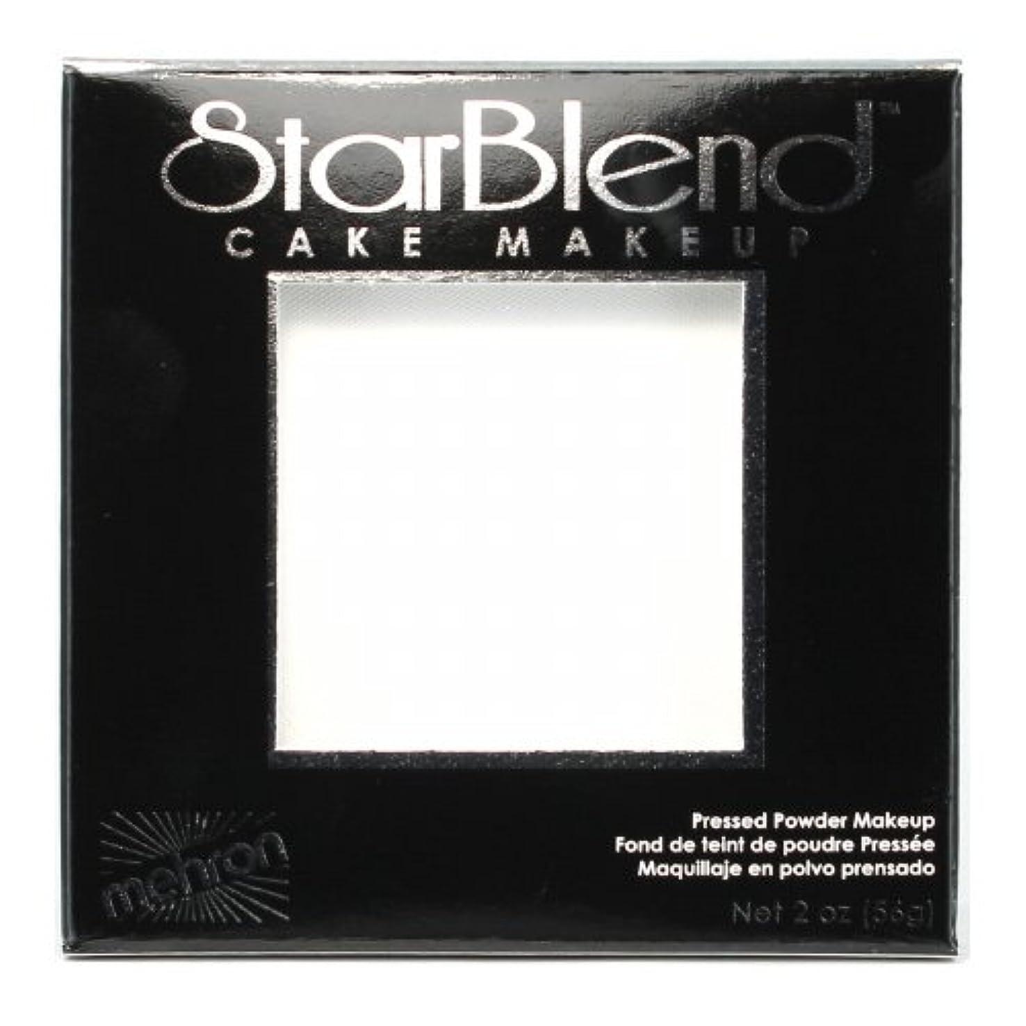 知恵投資おじいちゃん(3 Pack) mehron StarBlend Cake Makeup - White (並行輸入品)