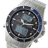 エルジン 電波 ソーラー メンズ 腕時計 FK1414S-BP グレー