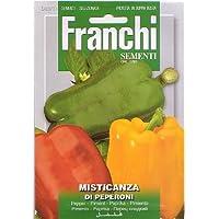 【FRANCHI社種子】【93/11】パプリカ・3色ミックス