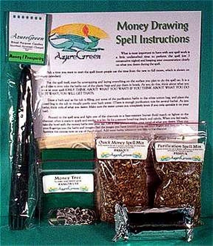 鎮静剤ミリメーター前Money Drawing Ritualキット*