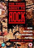 For Those About To Rock, We Salute You [DVD]