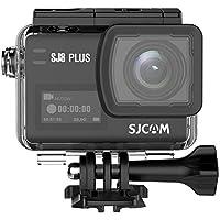 SJCAM SJ8 Plus 4K 30fps スポーツカメラ (追加電池*1) Ultra/Full HD 日本語マニュアル同梱 手ぶれ補正機能 170°超広角レンズ Retina IPS タッチスクリーン APPコントロール アクションカメラ【Big Box版】