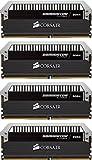 CORSAIR DDR4 メモリモジュール DOMINATOR PLATINUM シリーズ 4GB×4枚キット CMD16GX4M4C3200C15