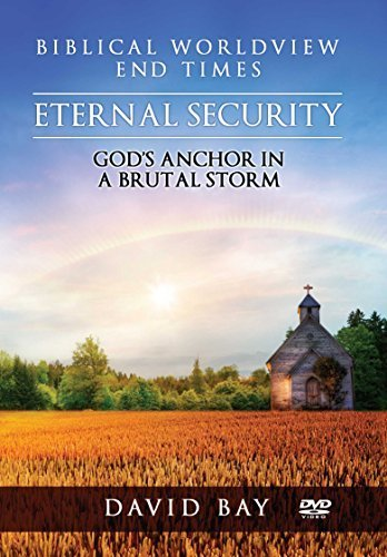 Eternal Security: God's Anchor In A Brutal Storm by David Bay