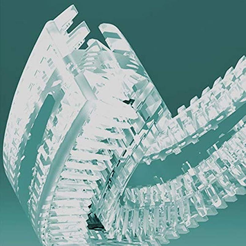 最小化する人物怒りV-white 360 Intelligent Automatic Sonic Electric Toothbrush U Type USB Rechargeable Oral Teeth Silicone brush...
