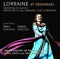 Lorraine Hunt Lieberson at Emmanuel by Lorraine Hunt Lieberson (2008-07-29)