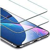 ESR iPhoneXR用 ガラスフィルム 2枚セット