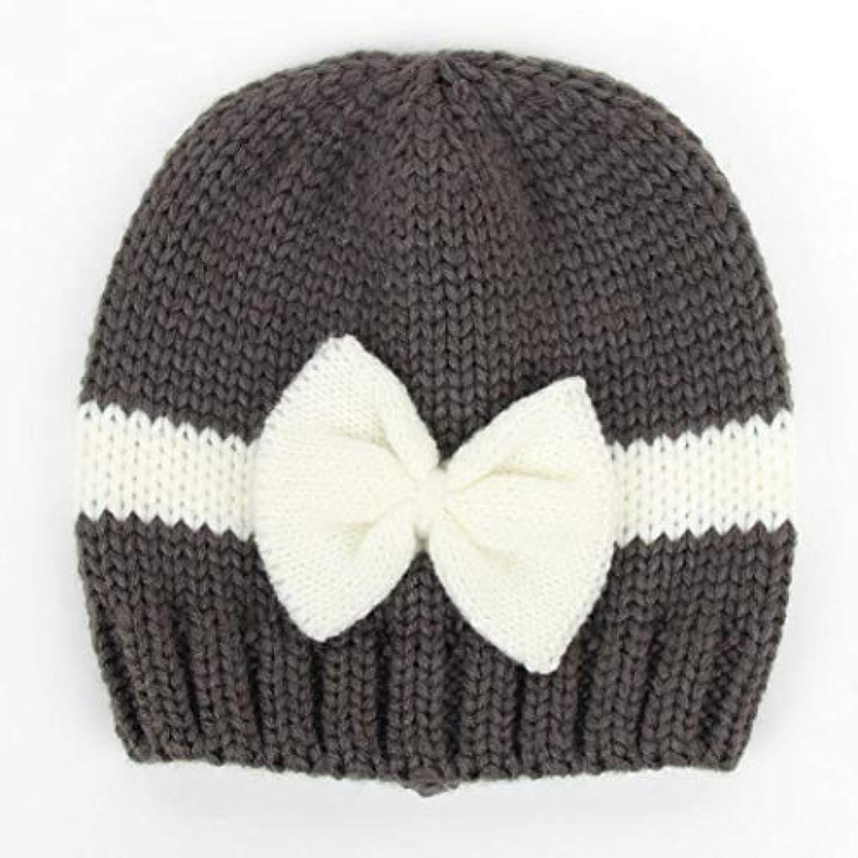 Beuway(ビーユーウェー) ニット帽 ベビー キッズ 子ども キッズ帽子 柔らかい 暖かい かわいい 帽子 防風 防寒 保温 ハット 女の子 男の子 子供用 秋 冬 新生児 記念日 プレゼント
