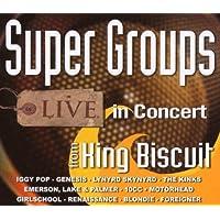 Super Groups Live
