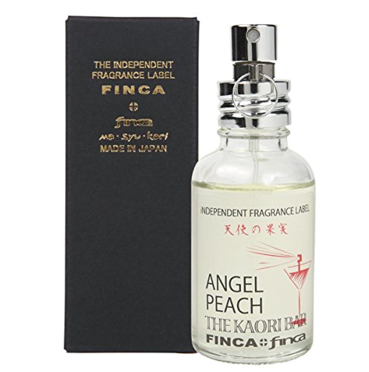 ご近所浴室サイトラインフィンカ エンジェルピーチ オードトワレ (60ML) フレッシュピーチの香り