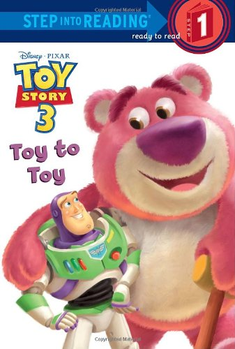 Toy to Toy (Disney/Pixar Toy Story 3) (Step into Reading)の詳細を見る