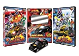 トミカヒーロー レスキューファイアー VOL.1&2+レスキュートミカシリーズ レス...[DVD]