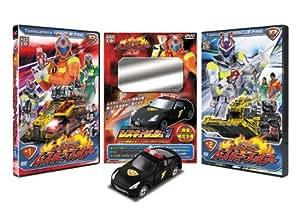 トミカヒーロー レスキューファイアーVOL.1&2+レスキュートミカシリーズ レスキューダッシュ1付<限定カラー>セット (数量限定生産) [DVD]