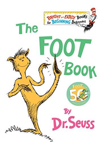 The Foot Book (Bright & Early Books(R))の詳細を見る