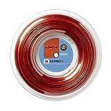 LUXILON(ルキシロン) テニス ストリング ガット ALU POWER ROLAND GARROS 128(ローランドギャロス 128) レッドクレー WR8302401128