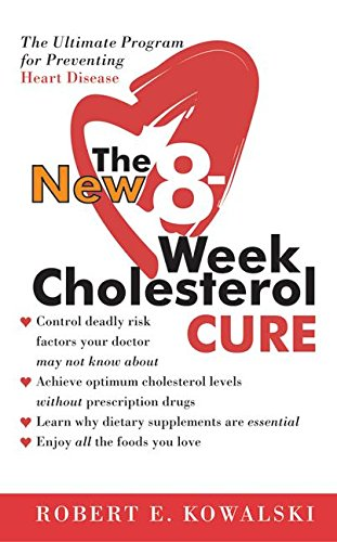 Download The New 8-Week Cholesterol Cure 0060564601