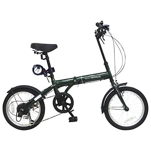 【通勤・通学に最適】折りたたみ自転車の人気おすすめ商品を徹底紹介のサムネイル画像