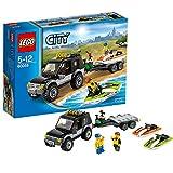 レゴ (LEGO) シティ 水上バイクキャリアー 60058