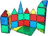子供の知力を育てるプレイ・メイティ 60ピース マグネット ビルディング ブロック おもちゃ 知育 玩具 磁石 くっつくブロック 積み木 プレイルーム ギフト プレゼント 誕生日 クリスマス お年賀 内祝い お返し 贈り物 お中元 お歳暮
