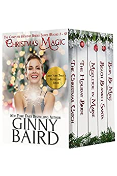 Christmas Magic: The Complete Holiday Brides Series (Books 1 - 5) by [Baird, Ginny]