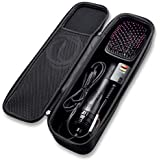 Caseling Hard Case Fits Revlon One Step Hair Dryer & Styler or Dyson Supersonic Hair Dryer Storage Carrying Pouch Bag with Ea