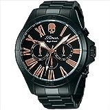 (エンジェルクローバー) ANGEL CLOVER エンジェルクローバー 時計 メンズ ANGEL CLOVER ROENコラボレーション 腕時計 ウォッチ ブラック [並行輸入品]