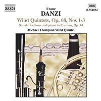 Wind Quintets Op 68