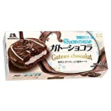 森永製菓 ガトーショコラ<冬のホワイトミルク> 6個×6箱